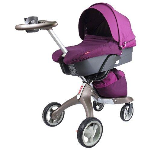 Купить Универсальная коляска Reike Futura violet, Коляски