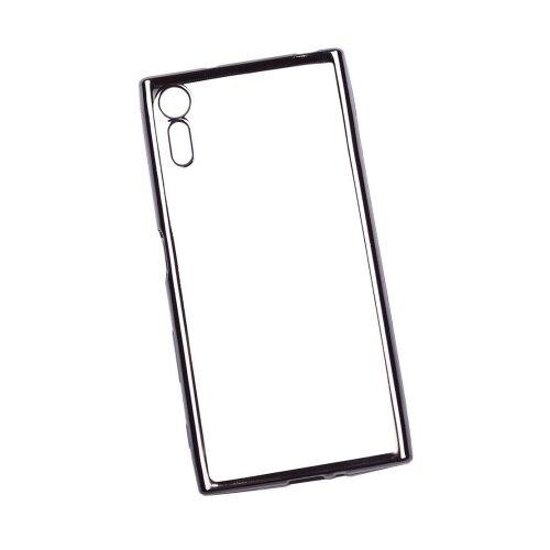 Чехол Liberty Project 0L-00032079 для Sony Xperia XZs прозрачный/черный