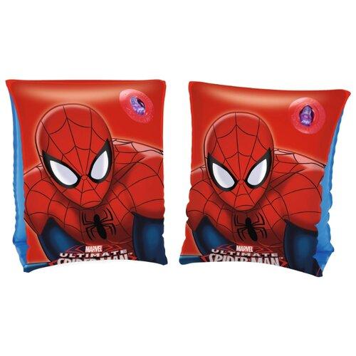 цена на Нарукавники для плавания Bestway Spider-Man 98001 BW красный/синий