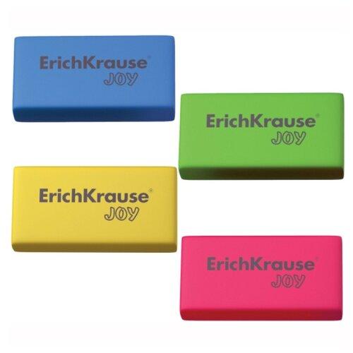 Купить ErichKrause Ластик Joy разноцветный, Ластики