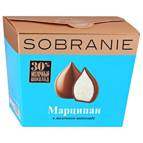Набор конфет SOBRANIE Марципан в молочном шоколаде 150 г