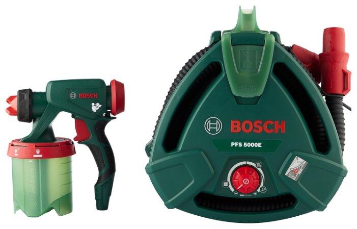 Сетевой краскопульт BOSCH PFS 5000 E