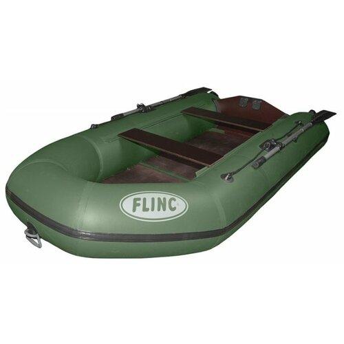 Фото - Надувная лодка Flinc FТ290L зелeный надувная лодка flinc ft340к зеленый