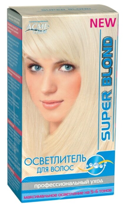Acme-Color Super Blond осветлитель для волос