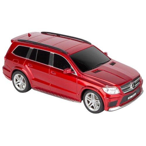 Легковой автомобиль GK Racer Series Mercedes-Benz GL550 (866-2420) 1:24 красный автомобиль на радиоуправлении kidztech mini racer