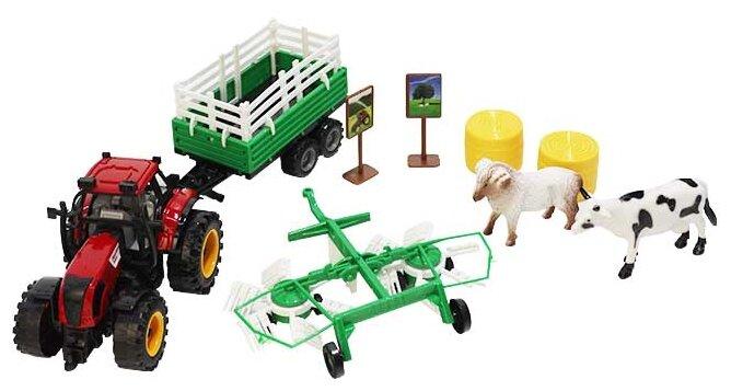 Игровой набор kari Ферма BT266740
