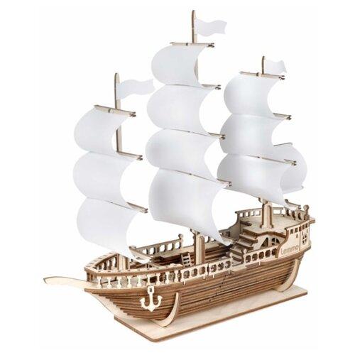 Купить Сборная модель Lemmo Корабль Ламар, Сборные модели