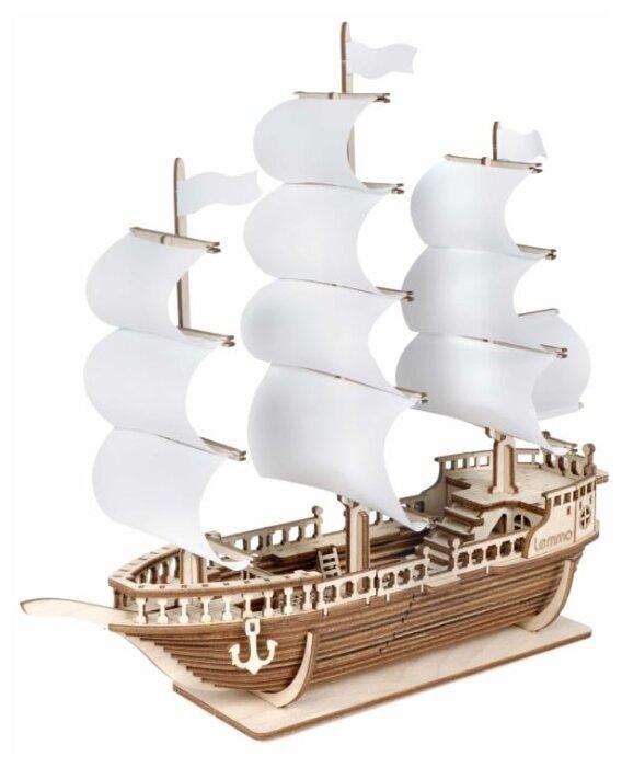 Сборная модель Lemmo Корабль Ламар