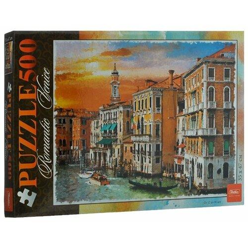 Купить Пазл Hatber Венеция (500ПЗ2_12714), 500 дет., Пазлы