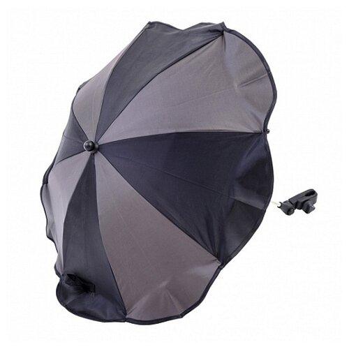Altabebe Зонт для коляски AL7001 black/dark grey зонт derby 744168 p5 black grey