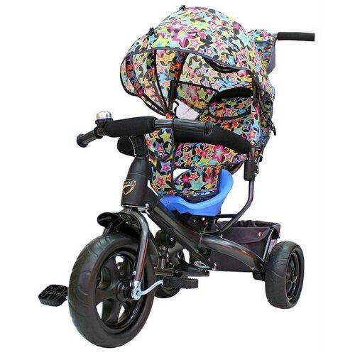 Купить Трехколесный велосипед Galaxy Лучик Vivat звезды, Трехколесные велосипеды