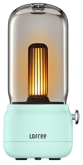 Ночник Lofree Candly Ambient Lamp (бирюзовый)