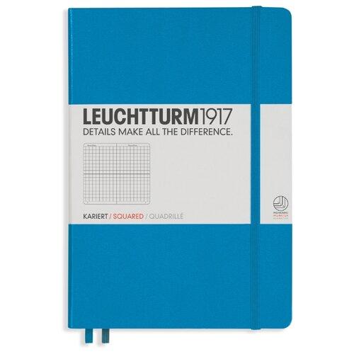 Купить Блокнот Leuchtturm1917 346694 (лазурь) A5, 124 листа, Блокноты