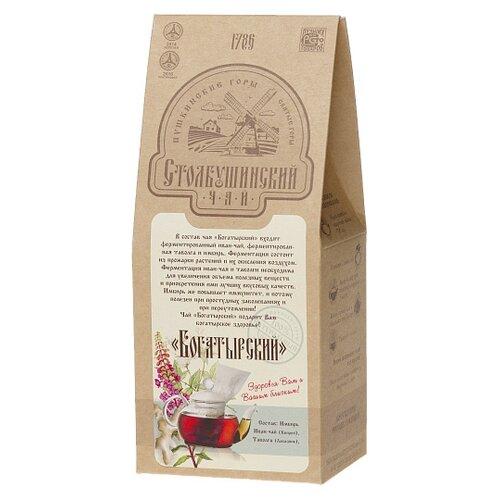 Чай травяной Столбушинский Богатырский, 100 гЧай<br>