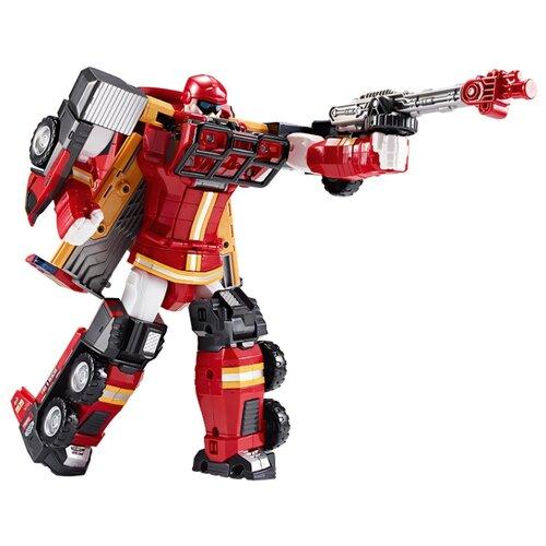 Купить Трансформер YOUNG TOYS Tobot Athlon Valkan 301067 красный, Роботы и трансформеры