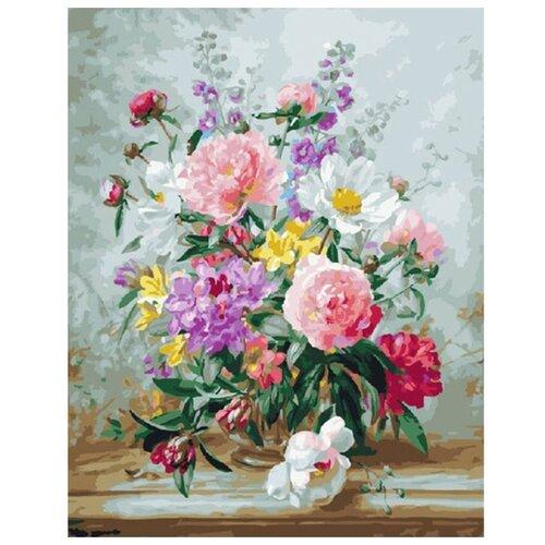 Купить Molly Картина по номерам Для любимой 40х50 см (KH0204), Картины по номерам и контурам