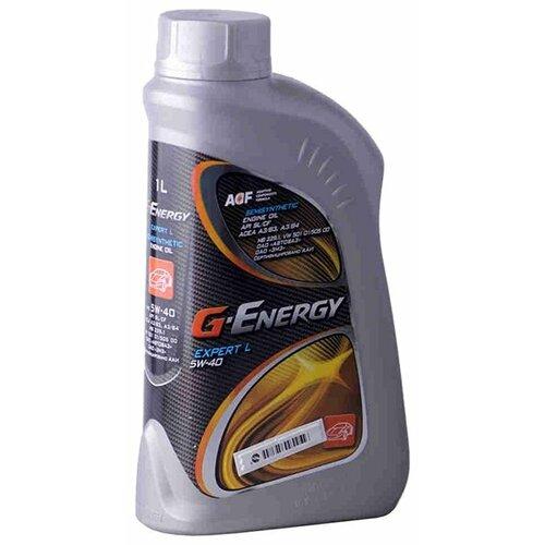 Моторное масло G-Energy Expert L 5W-40 1 л g saint george l ancien rеgime suite no 1