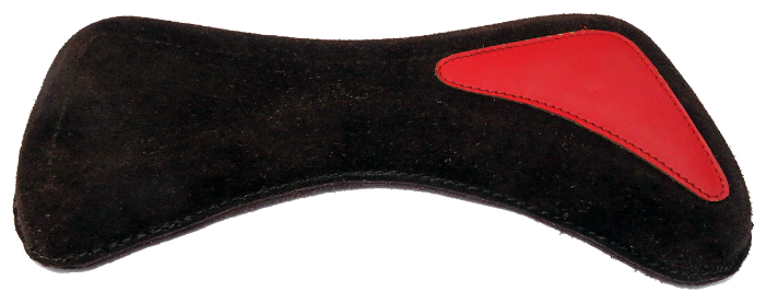 Косточка для собак Ankur из буйволиной кожи 22х10 см