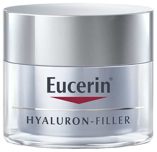 Крем Eucerin Hyaluron Filler ночной 50 мл
