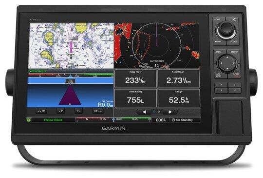 Эхолот Garmin GPSMAP 1222