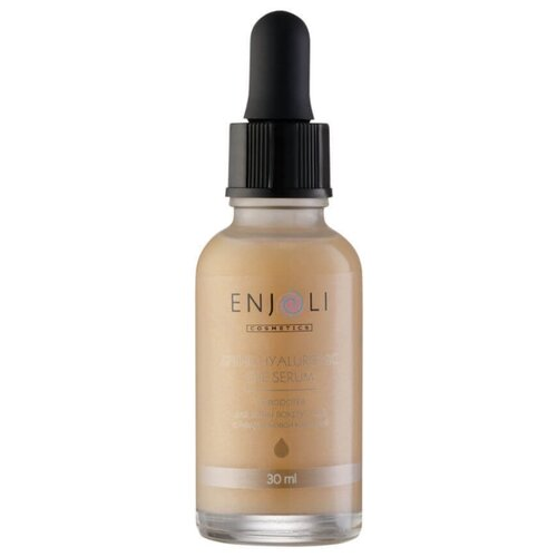 Enjoli cosmetics Сияющая сыворотка для зоны вокруг глаз с гиалуроновой кислотой 30 млДля глаз<br>