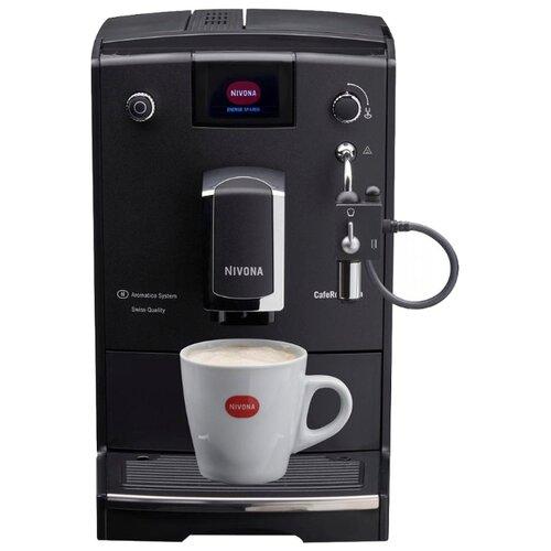 цена на Кофемашина Nivona CafeRomatica 660 черный