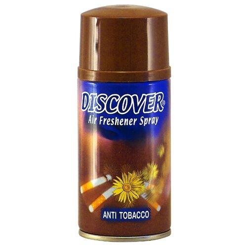Discover сменный баллон AntiTobacco, 320 мл 1 шт. discover сменный баллон lilac 320 мл 1 шт