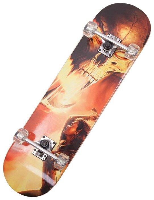 Скейтборд RGX LG DBL 45