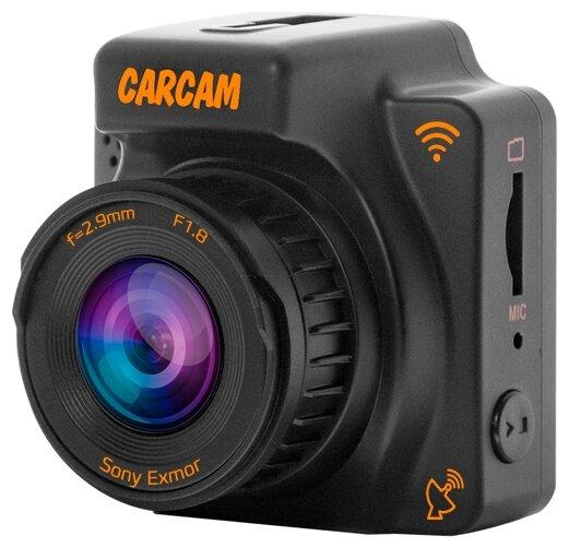 Видеорегистратор CARCAM R2, GPS