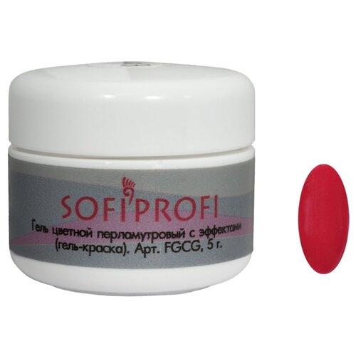 Краска Sofiprofi перламутровая с эффектами 12Краски<br>