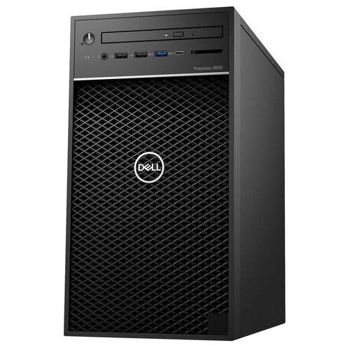 Настольный компьютер DELL Precision 3630 MT (3630-5574) Mini-Tower/Intel Core i7-8700/16 ГБ/512 ГБ SSD/NVIDIA Quadro P620/Ubuntu черный 2