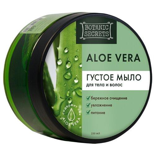 Мыло мягкое Botanic Secrets Aloe Vera 250 млМыло<br>