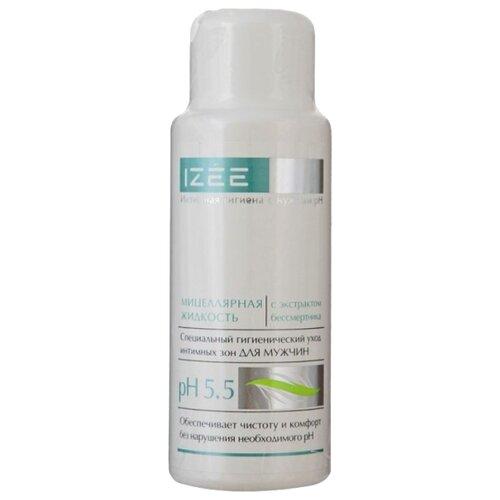 Парфюм престиж М Жидкость мицелярная IZEE для мужчин с экстрактом бессмертника, 250 млСредства для интимной гигиены<br>