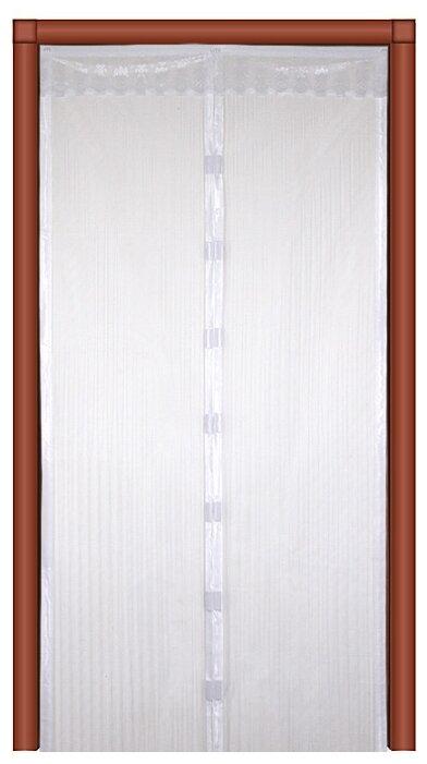 Сетка Rosenberg дверная москитная на магнитах 7955 — купить по выгодной цене на Яндекс.Маркете