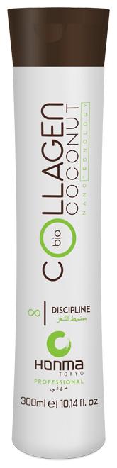 Honma Tokyo Кератиновое выпрямление волос Bio Coconut Collagen