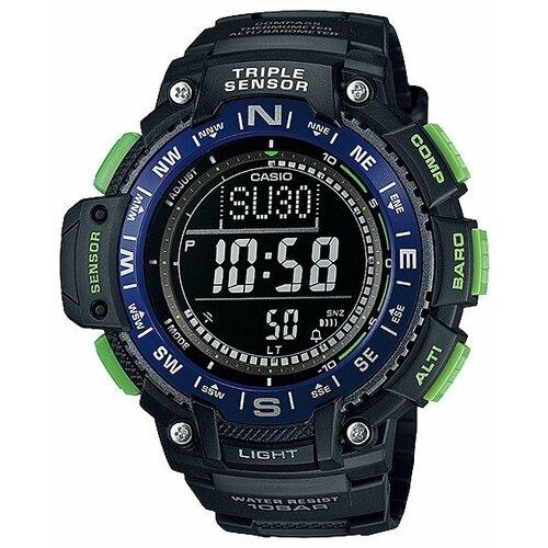 Наручные часы CASIO SGW-1000-2B casio outgear sgw 100 1v