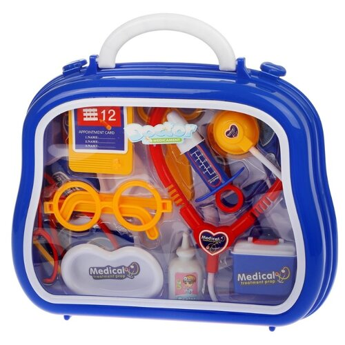 Купить Набор доктора Наша игрушка 36778-50, Играем в доктора