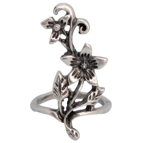 OTOKODESIGN Кольцо Цветок на ветке 53384 otokodesign кольцо круги на воде 55348