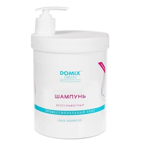 Стоит ли покупать Domix Green Professional шампунь бессульфатный? Отзывы на Яндекс.Маркете