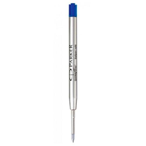 Купить Стержень для шариковой ручки PARKER QuinkFlow Bp Z08 M 1 мм (1 шт.) синий, Стержни, чернила для ручек