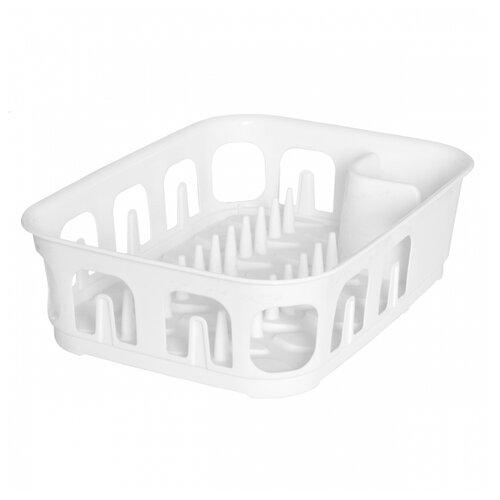 Сушилка для посуды CURVER Essentials 39х29х10,1 см белыйПодставки и держатели<br>
