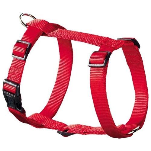 Шлейка HUNTER Ecco Sport Vario Rapid L, обхват шеи 54-87 см, красная