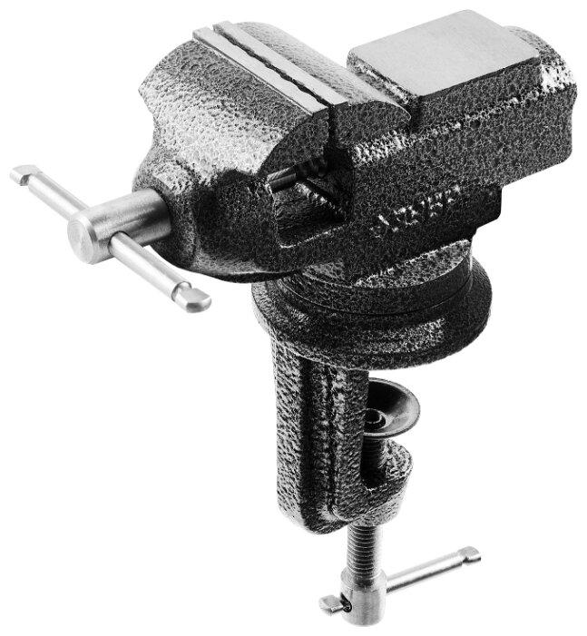 Тиски ЗУБР мини Мастер (32485) 60 мм
