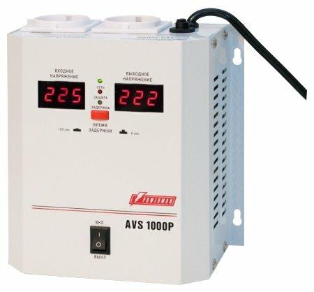 Стабилизатор напряжения однофазный Powerman AVS 1000P