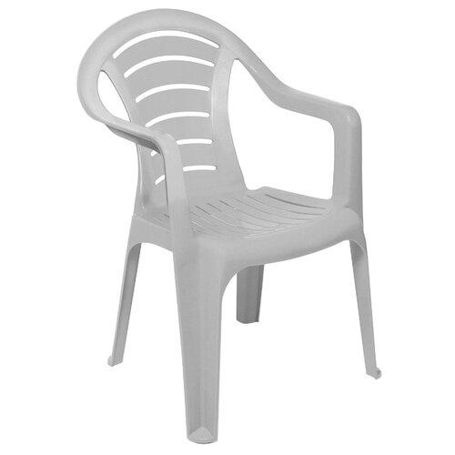 Кресло Туба-Дуба пластиковое белыйКресла и стулья<br>