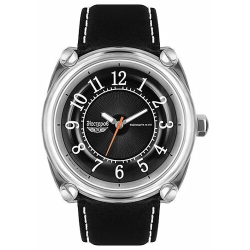 Фото - Наручные часы Нестеров H0266A02-05E наручные часы нестеров h2467b82 45e