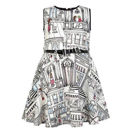 Платье Special Day размер 110, белый