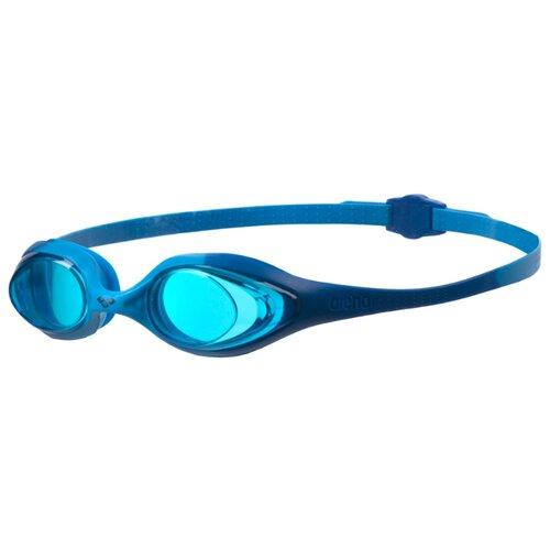 Очки для плавания arena Spider Jr 92338 blue/light blue/blue beyblade arena blue pvc plastic arena stadium