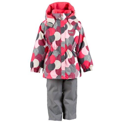 Купить Комплект с полукомбинезоном KERRY размер 122, 01880, Комплекты верхней одежды
