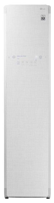 Паровой шкаф LG Styler S3WER белый